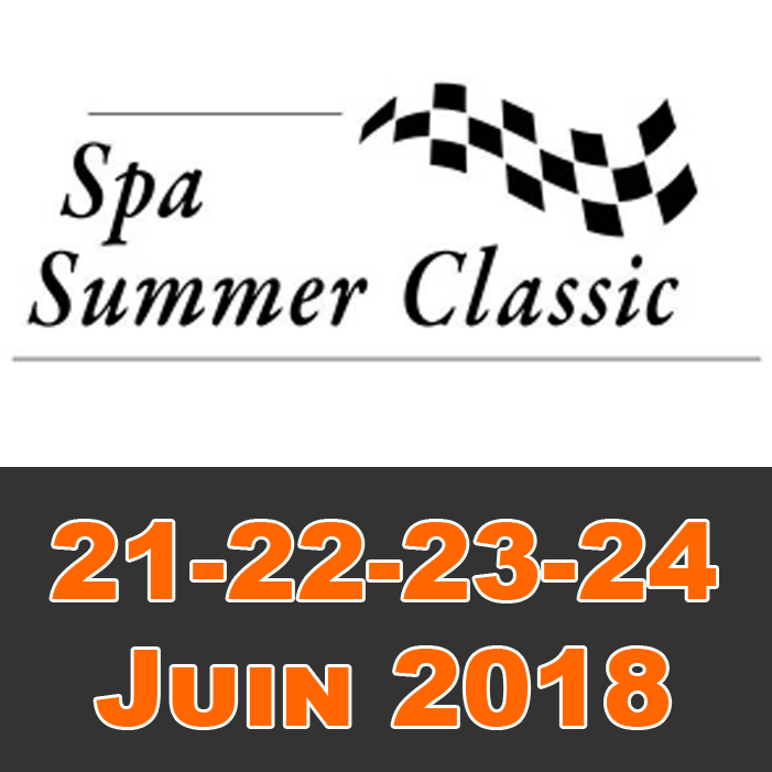 Spa Summer Classic 2018